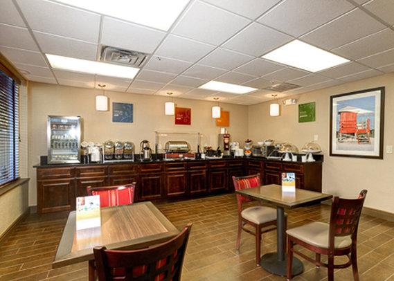 Comfort Suites Clearwater Étkezés