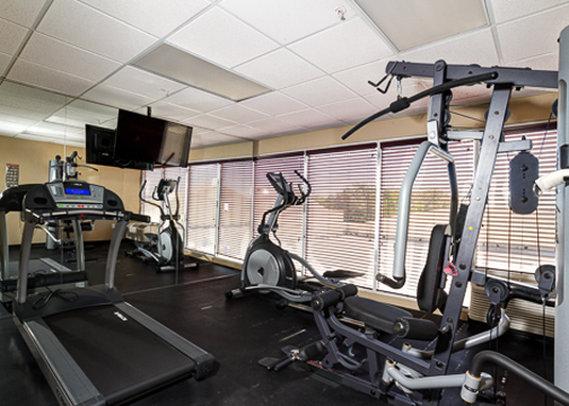 Comfort Suites Clearwater Fitneszklub