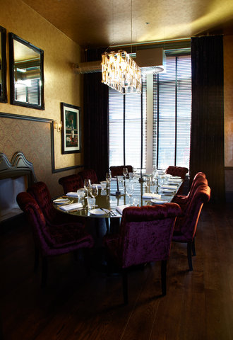 Malmaison Dundee Hotel - Private Dining