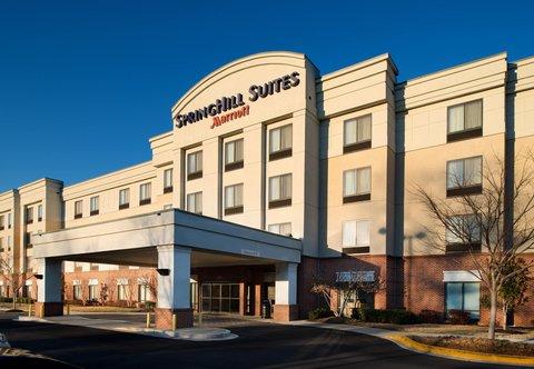 SpringHill Suites Annapolis - Entrance