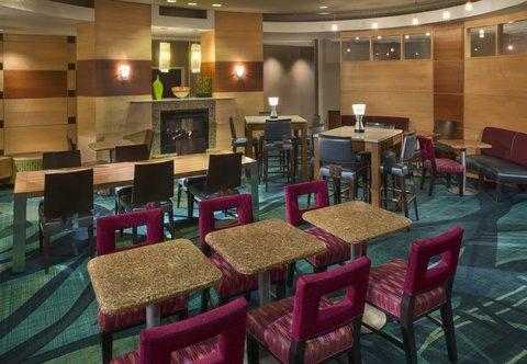 SpringHill Suites Annapolis - Dining Area