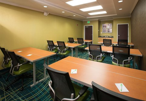SpringHill Suites Annapolis - Conference Room   Classroom Setup