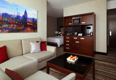 Frankfurt Marriott Hotel - Studio Suite