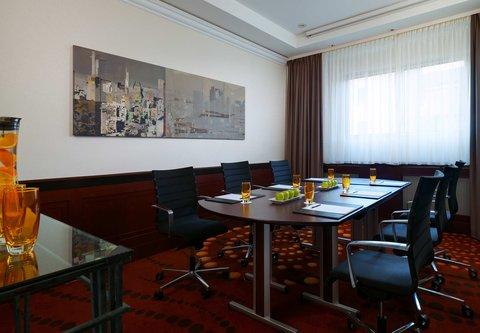 Frankfurt Marriott Hotel - Lava Meeting Room