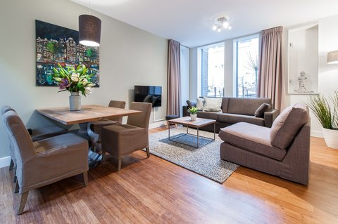 Short Stay Group Amstel Delight Apartments - Deluxe 1 Bedroom Apartment