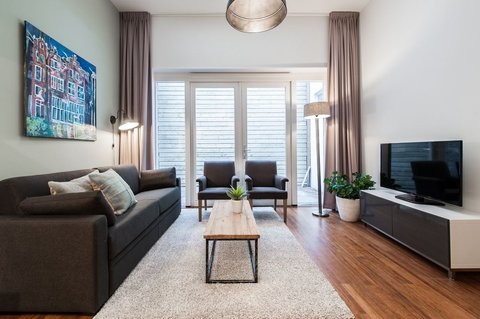 Short Stay Group Amstel Delight Apartments - 1 Bedroom Apartment Double bed