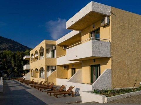 Anthi Maria Studios and Apartments - Exterior