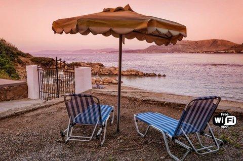 Anthi Maria Studios and Apartments - Beach