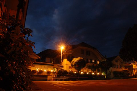 Hotel Linde Stettlen - Exterior