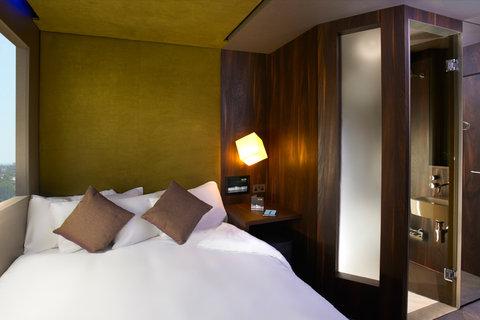 Bloc Hotel Gatwick - Vista room