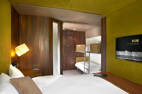 Bloc Hotel Gatwick - Smart Family room