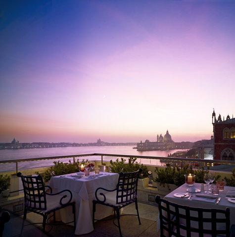 فندق دانييلي - Restaurant Terrazza Danieli