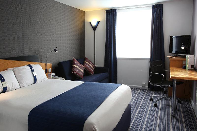 Holiday Inn Express Bristol City Centre Billede af værelser