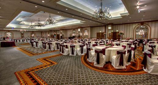 Wyndham San Antonio Riverwalk Hotel BallRoom