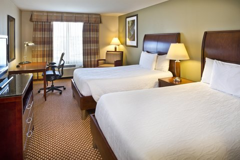 Hilton Garden Inn Baltimore-White Marsh - Guest Room with Two Double Beds