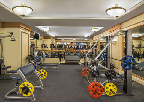 Sheraton Grande Sukhumvit, A Luxury Collection Hotel Bangkok - Fitness Center