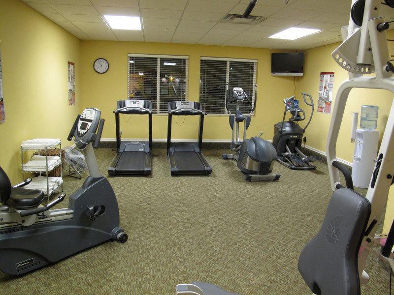 La Quinta Inn & Suites Rifle Centro de salud y belleza
