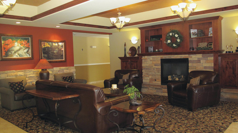 La Quinta Inn & Suites Rifle Lobby