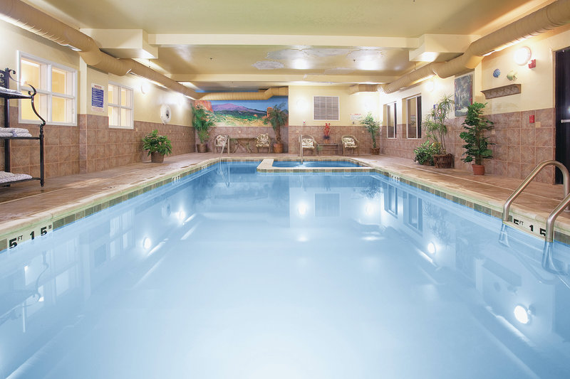 La Quinta Inn & Suites Rifle Piscina