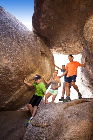 Boulders Resort & Golden Door Spa - Boulders Trail 1