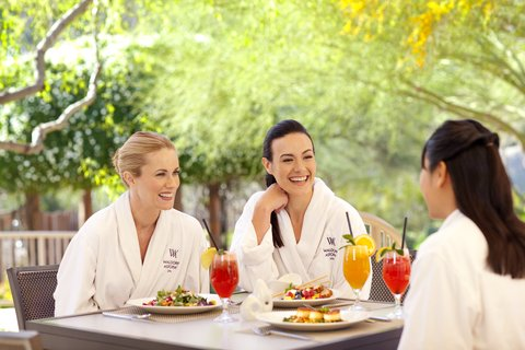 Boulders Resort & Golden Door Spa - Spa Cafe 2