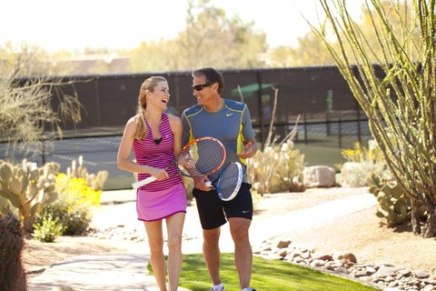 Boulders Resort & Golden Door Spa - Tennis