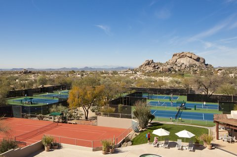 Boulders Resort & Golden Door Spa - Tennis Center