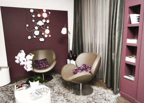 Comfort Hotel Lamarck Baari/lounge