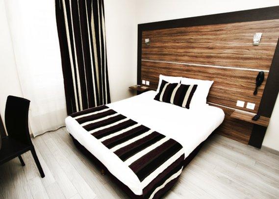 Comfort Hotel Lamarck Sviitti