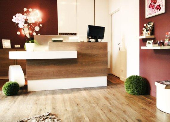 Comfort Hotel Lamarck Lobby