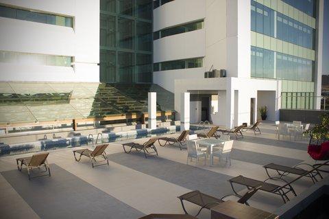 Holiday Inn QUERETARO ZONA KRYSTAL - Swimming Pool
