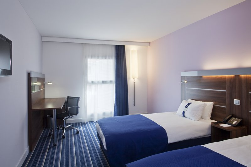 Holiday Inn Express Marseille Saint Charles Vista do quarto