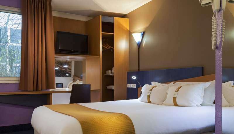Holiday Inn Express Amiens Chambre