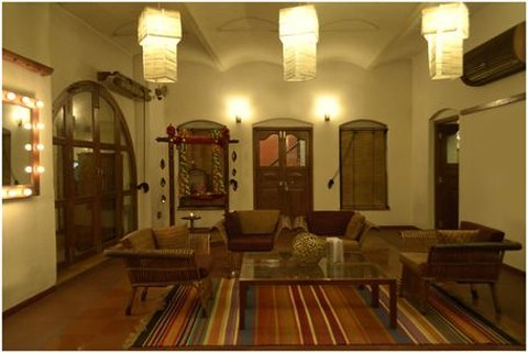 The House Of MG Hotel - Interior Image-Lobby