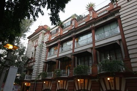 The House Of MG Hotel - Winter Image-Exterior