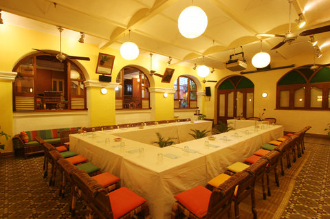 The House Of MG Hotel - Meeting Room