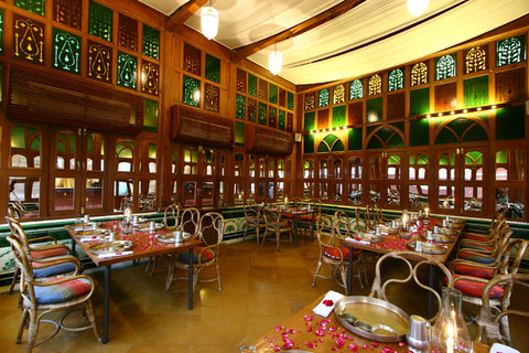 The House Of MG Hotel - Restaurant Image