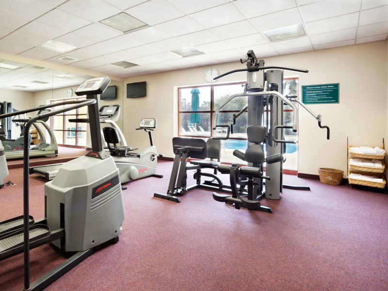 La Quinta Inn & Suites San Antonio Downtown Fitness club