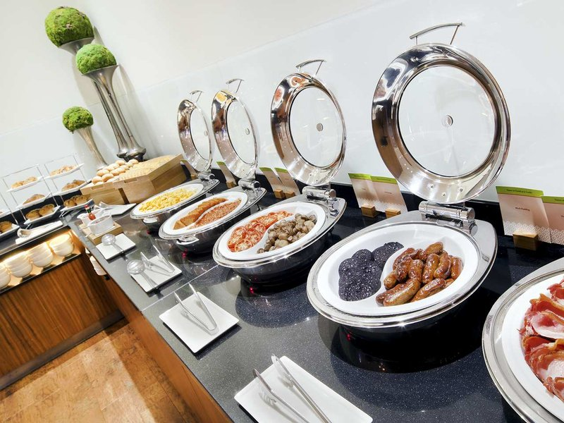DoubleTree by Hilton Hotel Manchester - Piccadilly Ristorazione