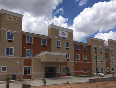 Hawthorn Suites by Wyndham San Angelo - Welcome to the Hawthorn Suites by Wyndham San Angelo