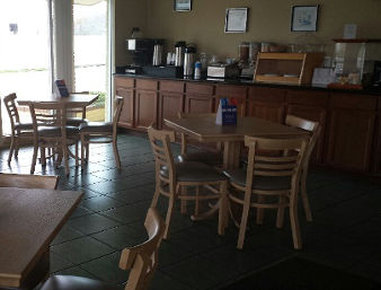 Knights Inn Bay City - Breakfast Area