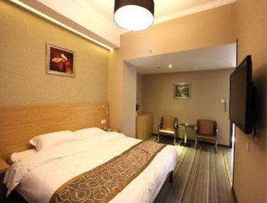 Super 8 Hotel Zhengzhou Er Qi Square - Standard One Double Bed Room