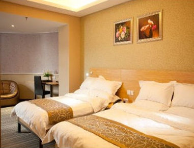 Super 8 Hotel Zhengzhou Er Qi Square - Standard Two Twin Bed Room