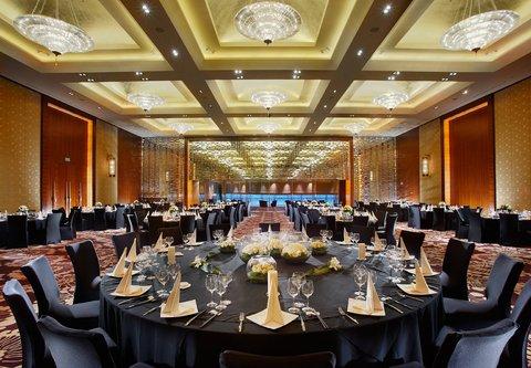 富豪首座酒店 - Ballroom   Banquet Setup