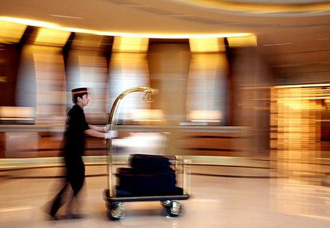 富豪首座酒店 - Concierge Service