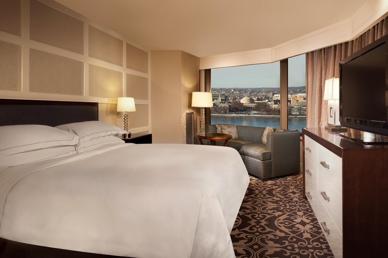 Hilton Boston Back Bay 客房视图