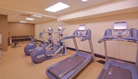 Embassy Suites Hotel-Denver Stapleton - Fitness Center