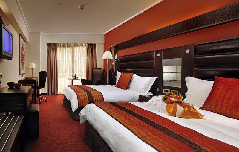Crowne Plaza Athens City Centre Hotel Szobakilátás