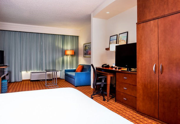 Fairfield Inn and Suites by Marriott Orlando Ocoee Pokoj