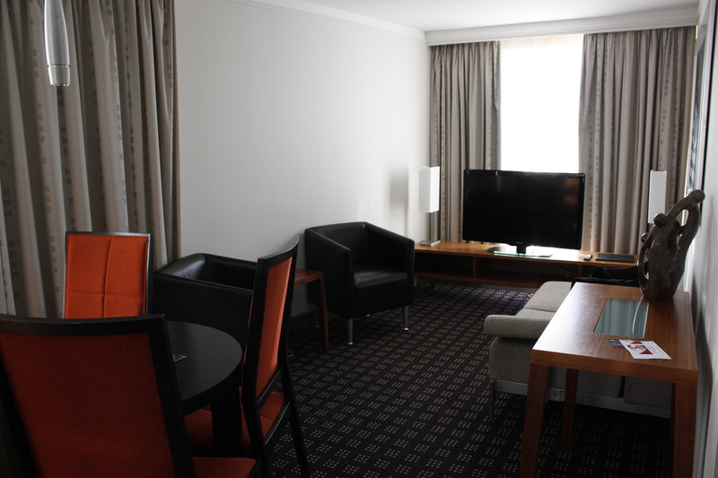 Crowne Plaza Hotel Marlow Pokoj